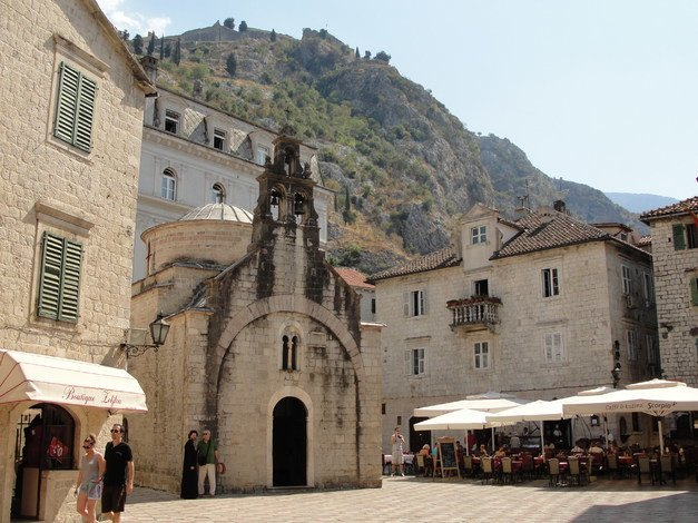 St. Luke's church in Kotor – Symbol of harmony