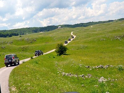 montenegro tours lovcen jeep safari