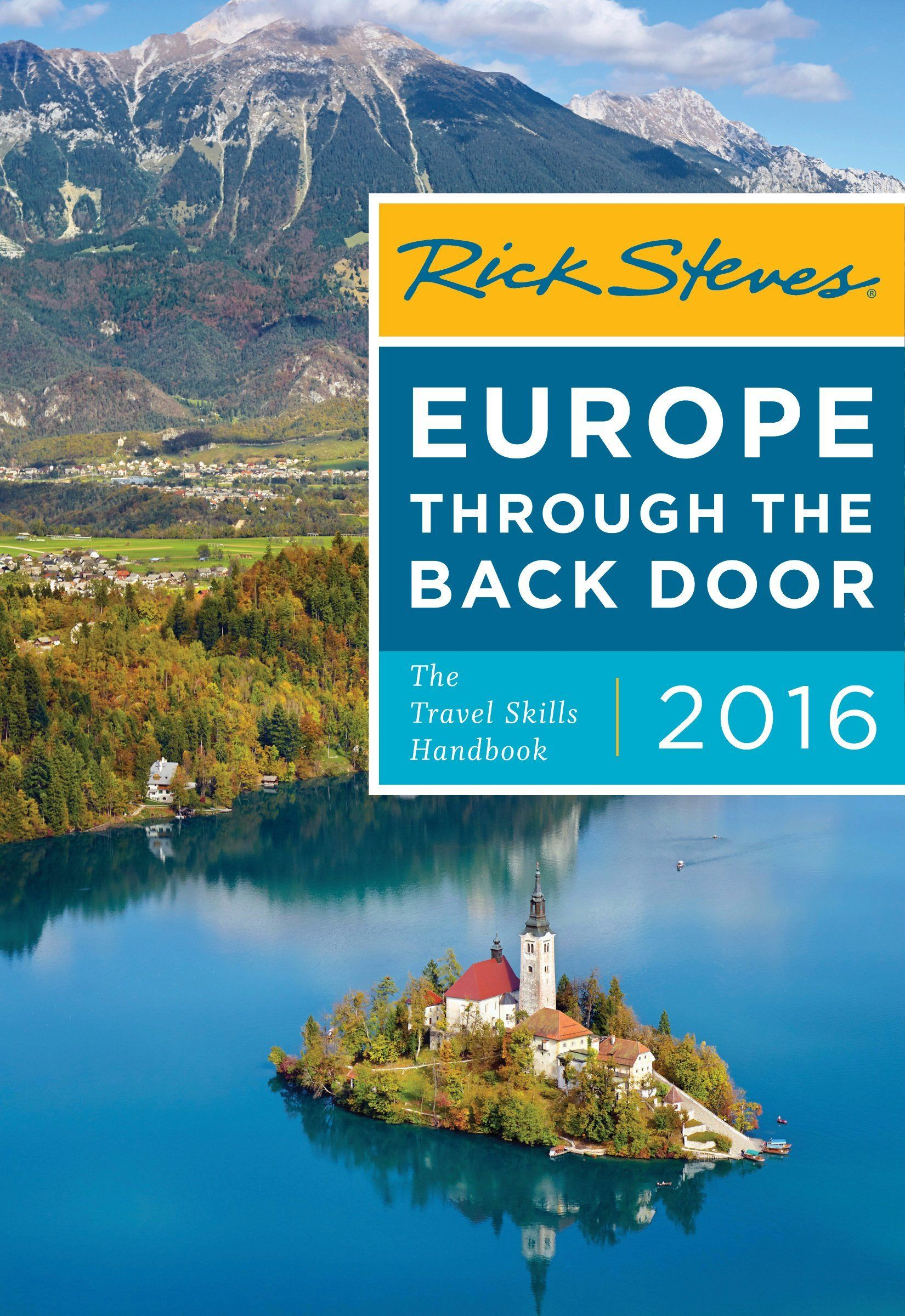 Rick steves recommends us