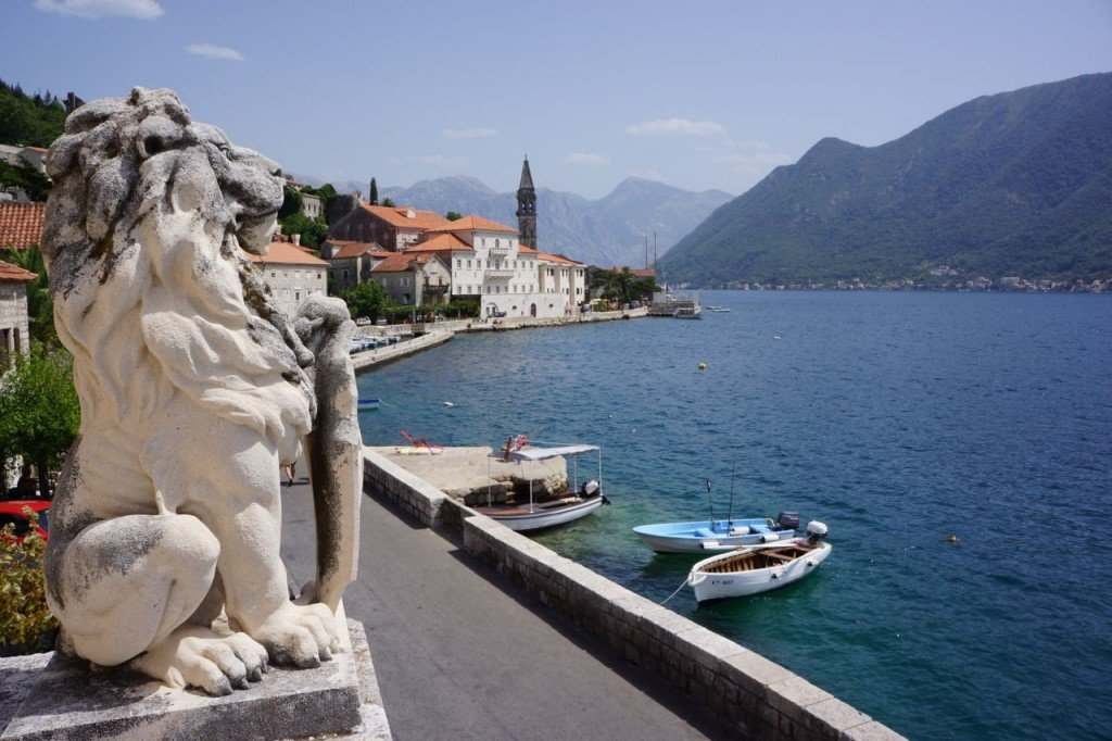 The Story of Perast and Our Lady of the Rock