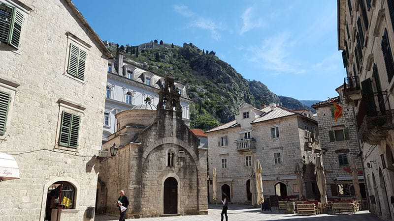montenegro private tours budva