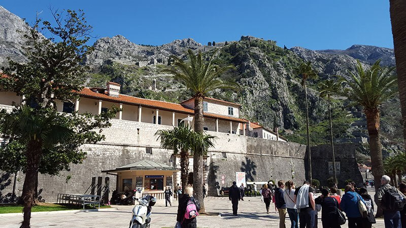 kotor shore excursions montenegro