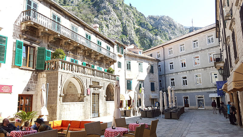 kotor walking tours