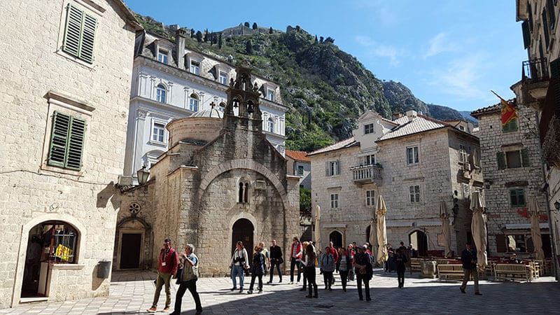 kotor walking tour montenegro tours