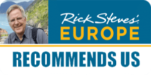 Miro and Sons Rick Steves europe recommend