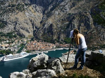 Kotor photo safari adventure Montenegro tour
