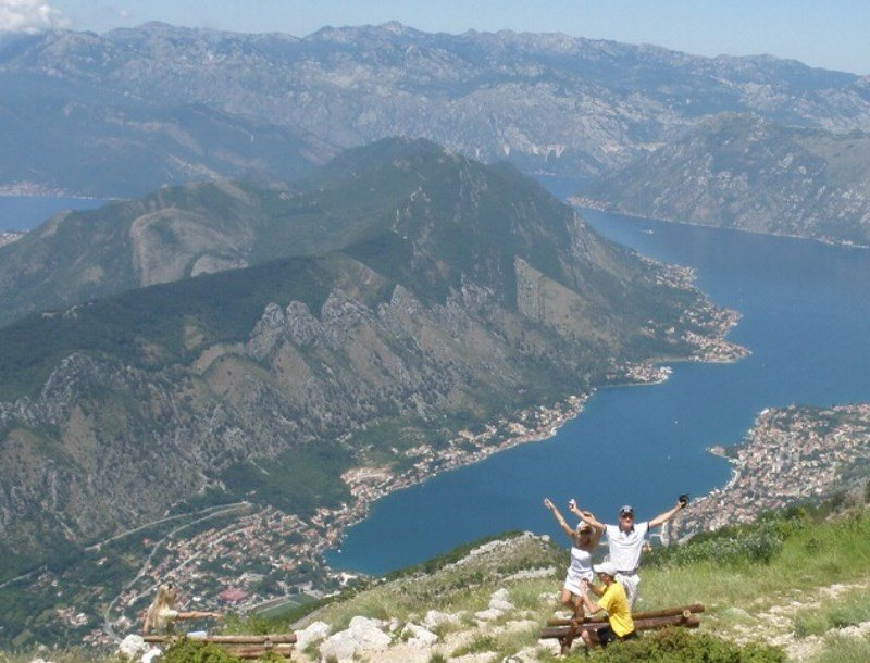 Kotor photography beautiful view