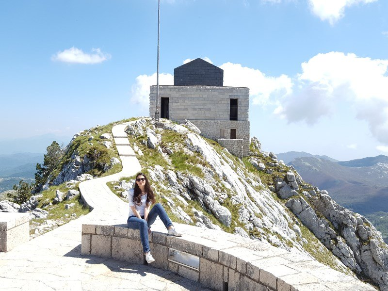 Kotor photography national park lovcen mountain