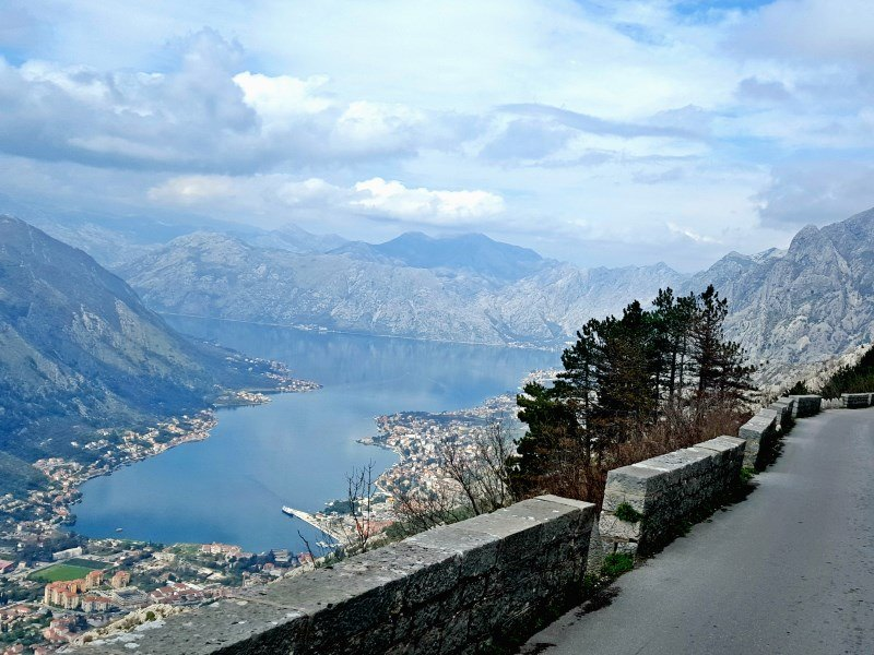 Kotor photography tour view