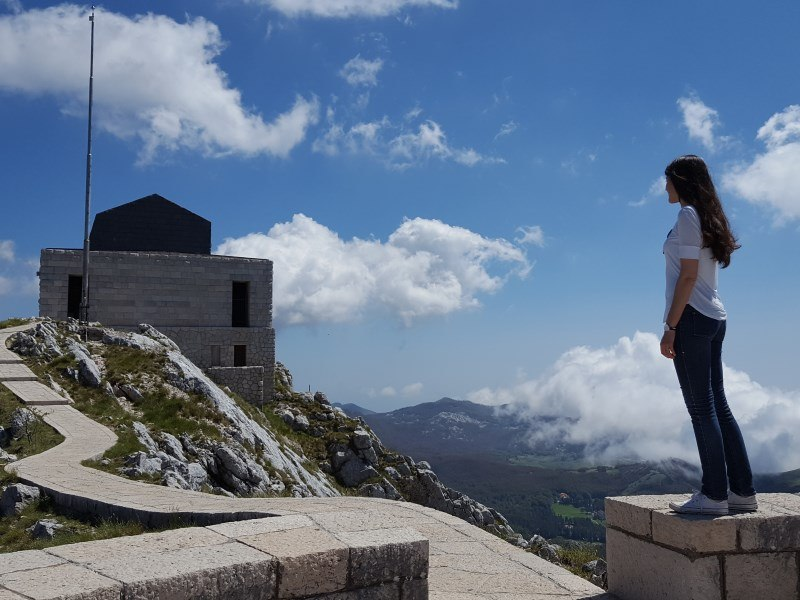 Kotor photography lovcen mountain