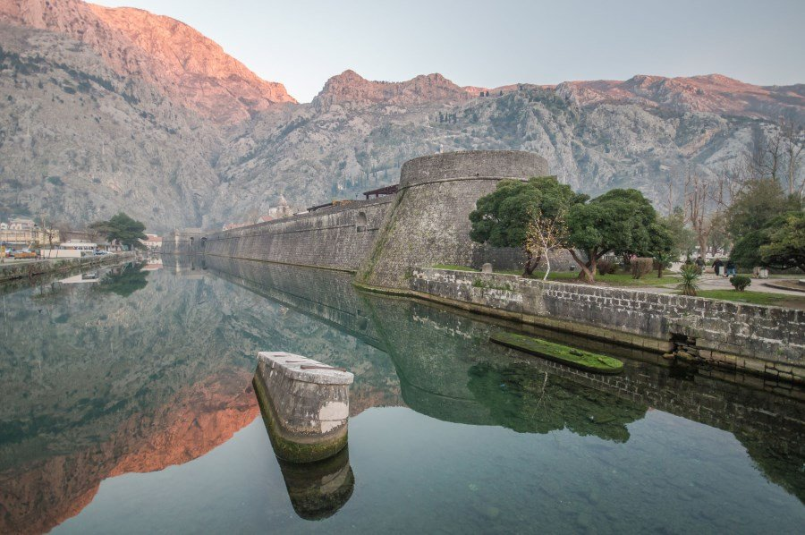 Things to do in Kotor old city walls