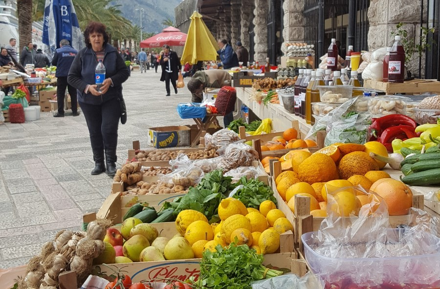 Things to do in Kotor Open Market