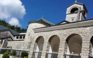 Cetinje Montenegro Royal City
