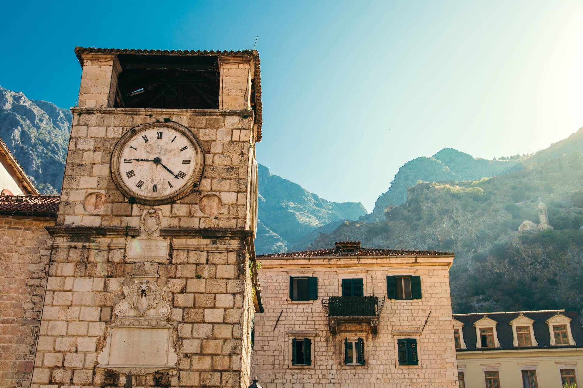 Kotor Group Walking Tour