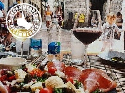 kotor tour with food and wine