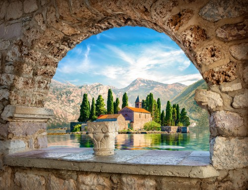 Perast & Our Lady of the Rock – getaway for romantic souls