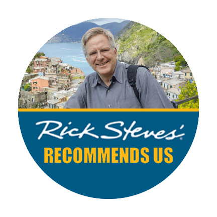 rick steves recommend